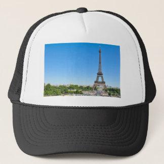 Eiffel Tower in Paris, France Trucker Hat