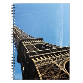eiffel tower in PARIS Notebooks
