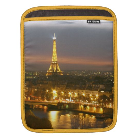 Eiffel Tower in Paris Rickshaw Sleeve