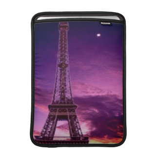 Eiffel Tower in Sunshine Sky Sleeve For MacBook Air