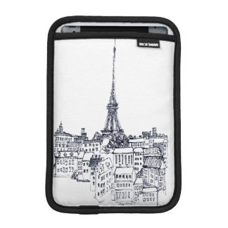 Eiffel Tower iPad Mini Sleeve