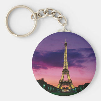 Eiffel Tower Key Ring