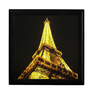 Eiffel Tower Large Square Gift Box