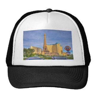 Eiffel Tower Las Vegas Paris Limousine Nevada Cap