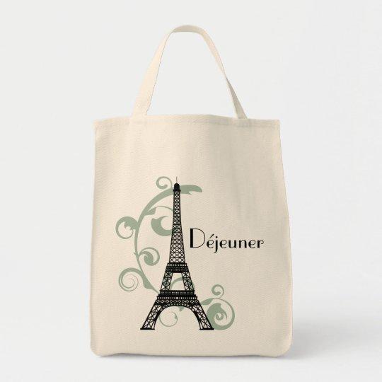 Eiffel Tower Lunch Bag