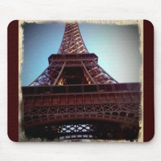 Eiffel Tower Mouse Mat