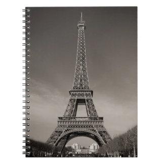 Eiffel Tower Notebooks