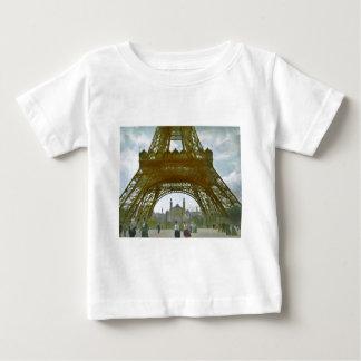 Eiffel Tower Paris 1900 Exposition Universelle Shirts