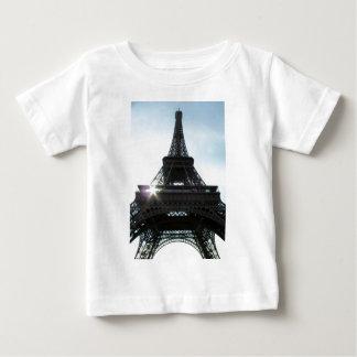 Eiffel Tower Paris Baby T-Shirt