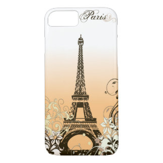 Eiffel Tower Paris Barely There iPhone 7 Case