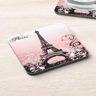 Eiffel Tower Paris Coasters (set of 6)