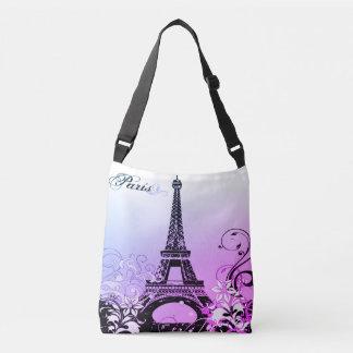 Eiffel Tower Paris Cross Body Bag