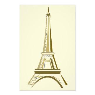 Eiffel Tower-Paris Custom Flyer