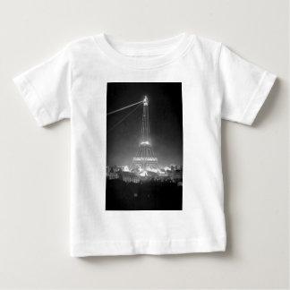 Eiffel Tower Paris France 1900 T-shirts