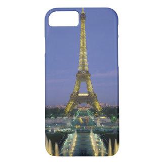 Eiffel Tower, Paris, France 2 iPhone 8/7 Case