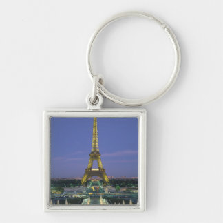 Eiffel Tower, Paris, France 2 Key Ring
