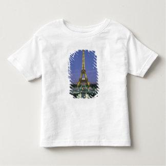 Eiffel Tower, Paris, France 2 Toddler T-Shirt