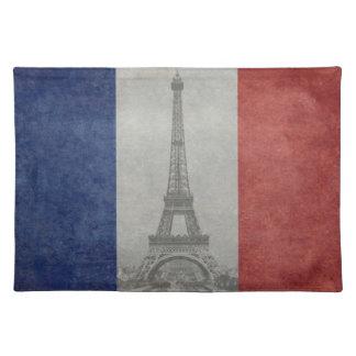 Eiffel tower, Paris France Place Mats