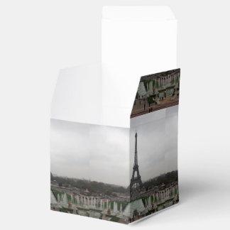 Eiffel Tower, Paris, France Favour Box