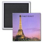 EIFFEL TOWER, PARIS FRANCE FRIDGE MAGNETS