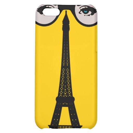 Eiffel Tower Paris France iPhone 4 Speck Case Case For iPhone 5C