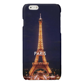 EIFFEL TOWER, PARIS FRANCE iPhone 6 PLUS CASE