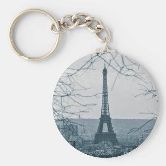 Eiffel Tower Paris France Key Chains