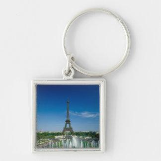 Eiffel Tower, Paris, France Key Ring