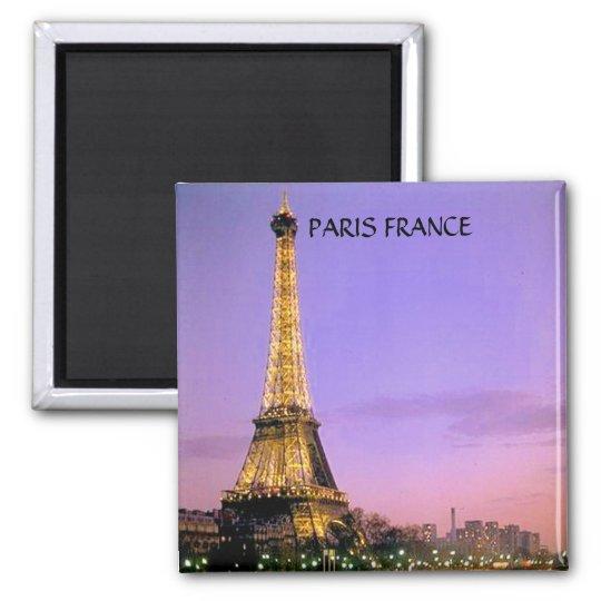 EIFFEL TOWER, PARIS FRANCE MAGNET