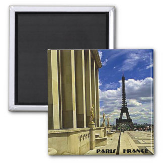 EIFFEL TOWER, PARIS   FRANCE MAGNET
