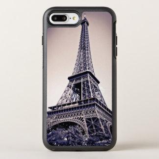 Eiffel tower, Paris, France OtterBox Symmetry iPhone 7 Plus Case