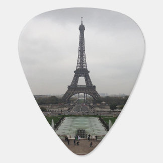 Eiffel Tower, Paris, France Plectrum