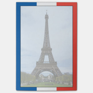 Eiffel Tower, Paris, France Post-it Notes