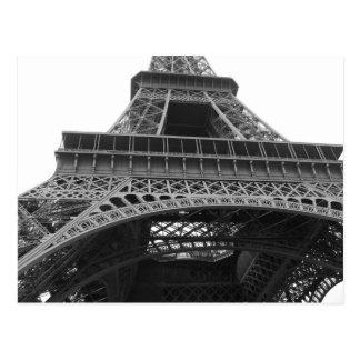 Eiffel Tower Paris France Postcard