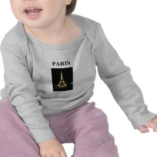 eiffel tower paris france shirts