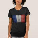 Eiffel tower, Paris France Tshirts