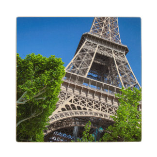 Eiffel Tower, Paris, France Wood Coaster