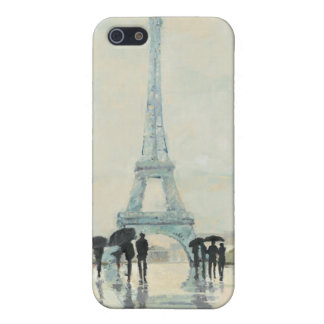 Eiffel Tower | Paris In The Rain Case For iPhone 5/5S
