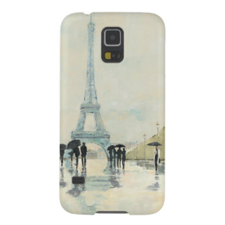 Eiffel Tower | Paris In The Rain Galaxy S5 Cover