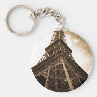 Eiffel tower Paris Key Ring