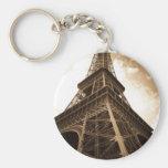 Eiffel tower Paris Keychains