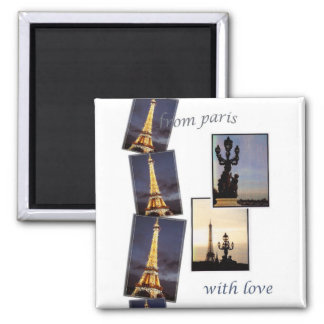 EIFFEL TOWER PARIS MAGNET