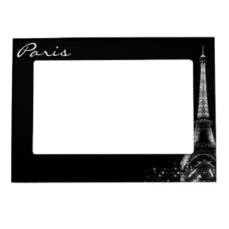 Eiffel Tower - Paris Magnetic Frame (Landscape)