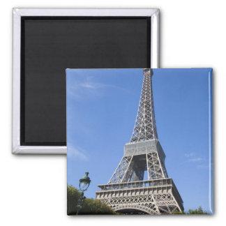 Eiffel Tower, Paris Square Magnet