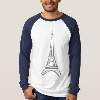 Eiffel Tower-Paris T-Shirt
