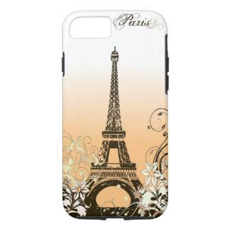 Eiffel Tower Paris Tough iPhone 7 Case