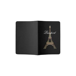 Eiffel Tower Passport Holder