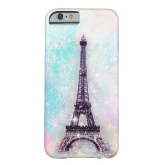 Eiffel Tower Pastel Barely There iPhone 6 Case