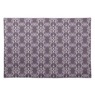 Eiffel Tower Pattern Placemat