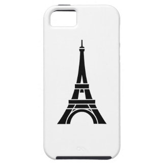 Eiffel Tower Pictogram iPhone 5 Case